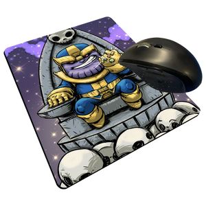 "Thanos - Custom Graphic ""Thin"" Mouse Pad"
