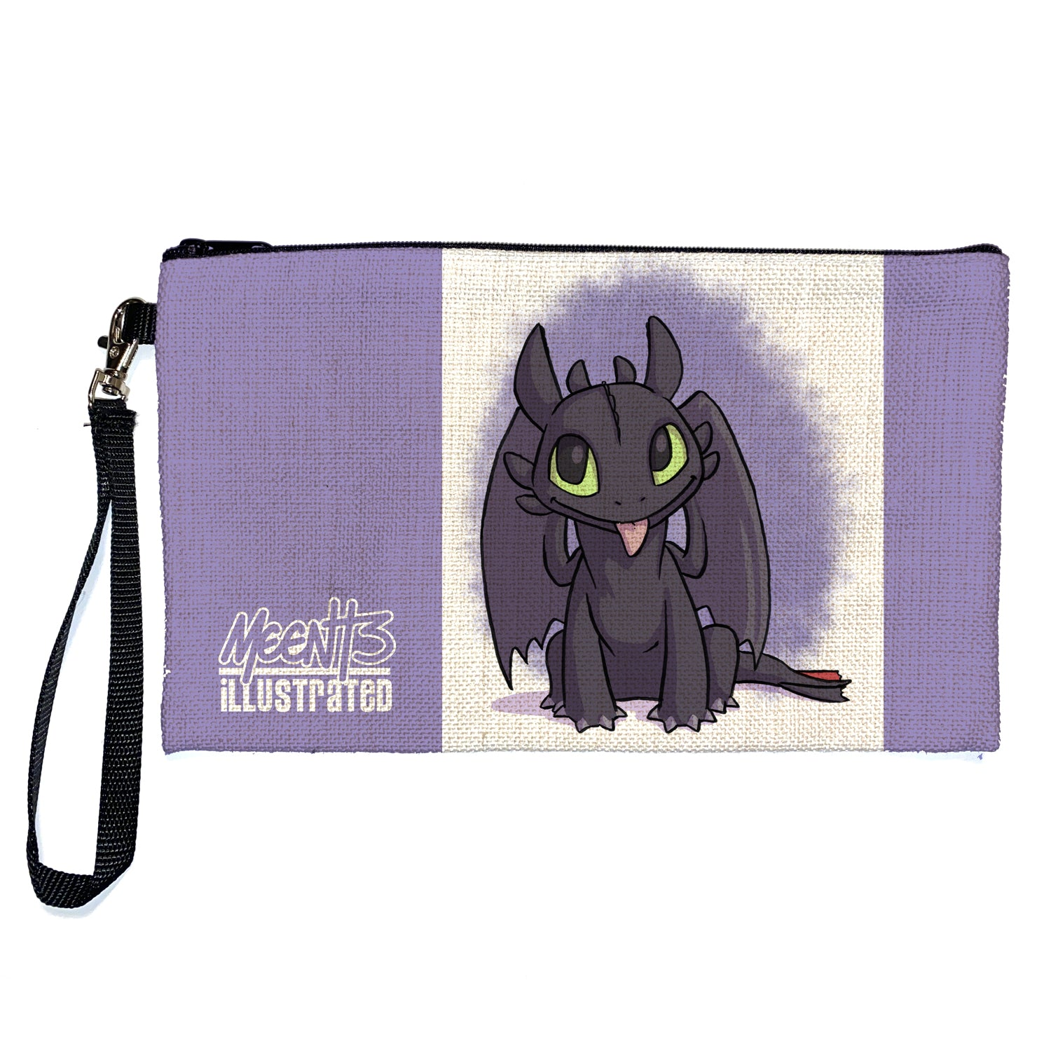 Toothless - Character - Large Pencil/Device Bag