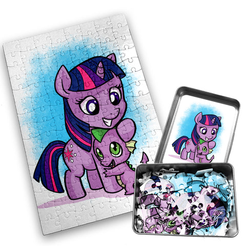 Twilight - Character - 120 Piece Jigsaw Puzzle