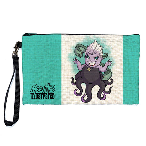 Ursula - Character - Large Pencil/Device Bag