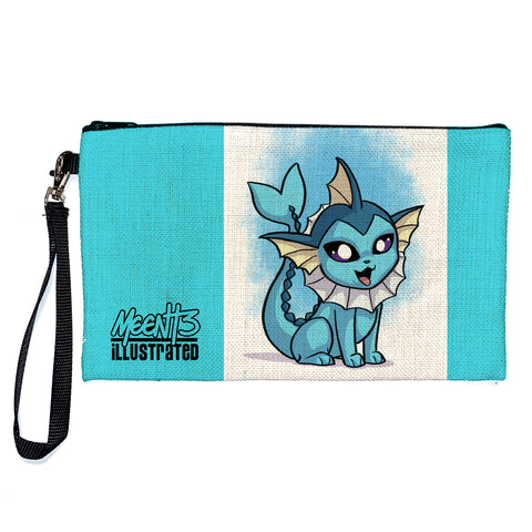 Vaporeon - Character - Large Pencil/Device Bag