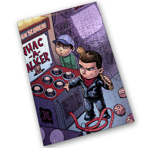 Whac A Walker - 120 Piece Jigsaw Puzzle