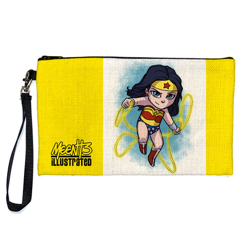 Wonder Woman - Character - Large Pencil/Device Bag