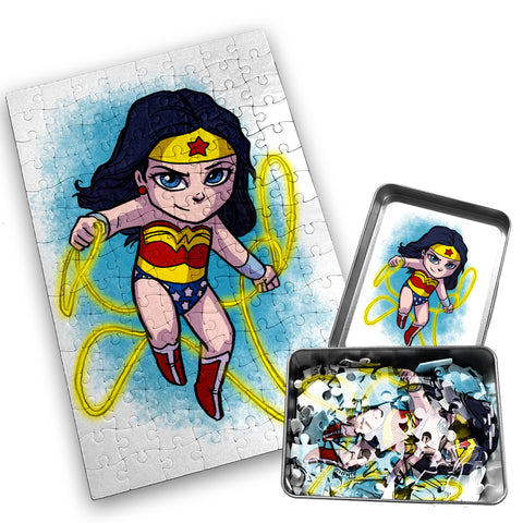 Wonder Woman - Character - 120 Piece Jigsaw Puzzle