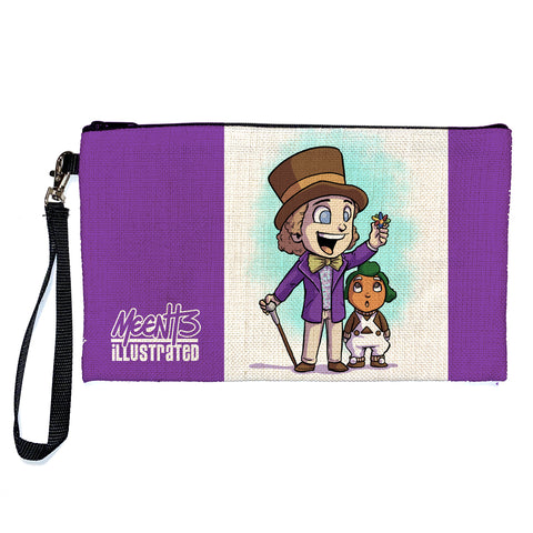 Wonka - Character - Large Pencil/Device Bag
