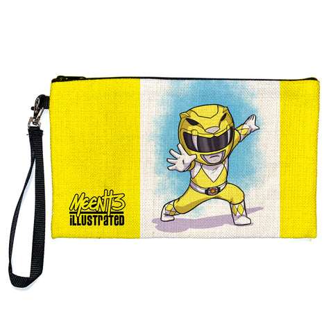Yellow Ranger - Character - Large Pencil/Device Bag