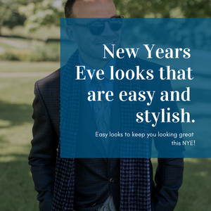 Three easy tips to create a stylish New Years Eve look!