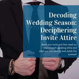 Decoding Wedding Season: Deciphering Invite Attire