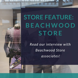 Store Highlight- Beachwood, Ohio loves the uniqueness of their clients & here's why....