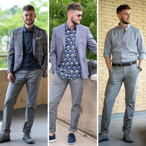 Three Stylish Looks - One Pant