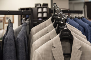 Suiting up- How to determine what suit fabric works best for you