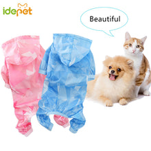 Load image into Gallery viewer, Waterproof Dog Raincoat For Small Dogs