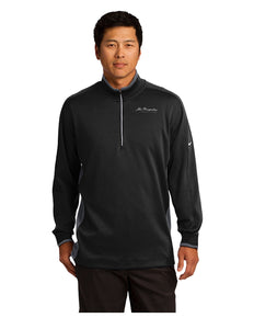NIKE Dri-Fit 1/2-Zip Cover-up 578673