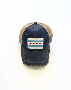 Novelty Trucker Style Baseball Hats