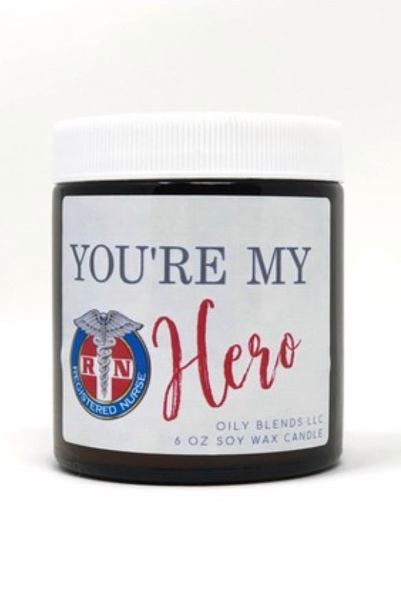 You're My Hero Nurse Candle