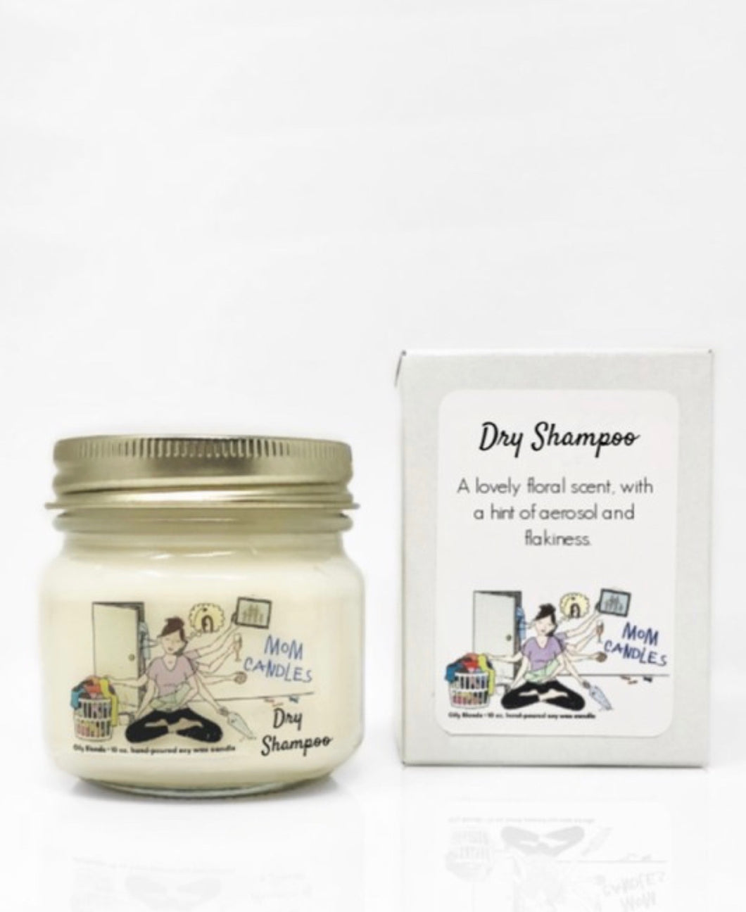 Mom Candles- Dry Shampoo