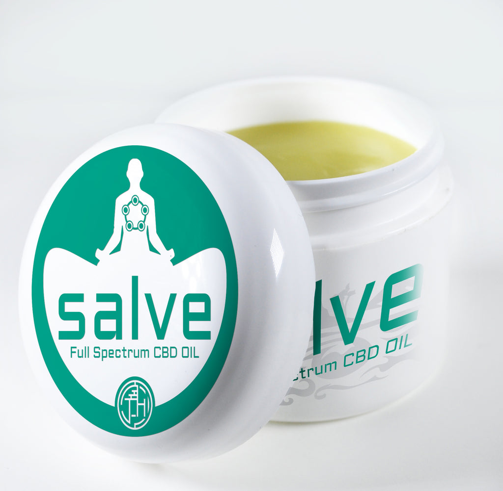 Full Spectrum CBD Relief Salve -  Jade Harvest Hemp