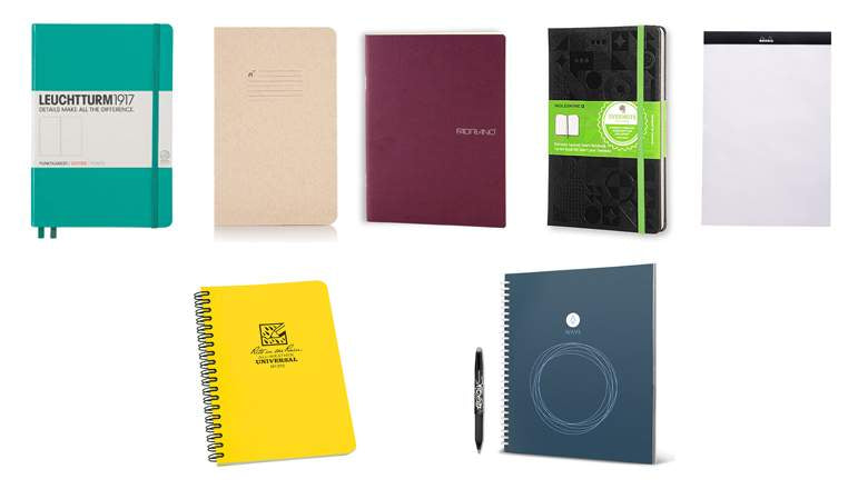 10 Best Notebooks for College Students