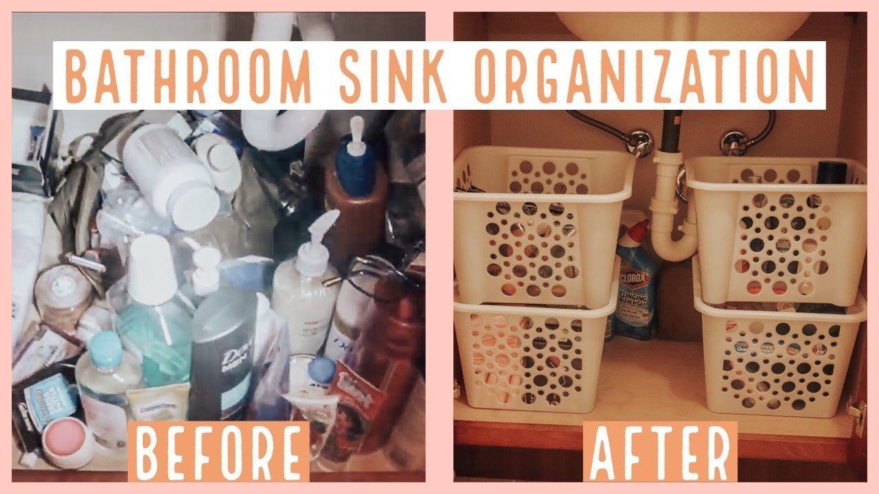Thank you so much for watching me organized under my bathroom sink
