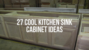 Here, we share with you best 27 kitchen sink cabinet ideas If you re struggling with a messy bathroom (or kitchen!) sink cabinet, have no fearthese under-sink ...