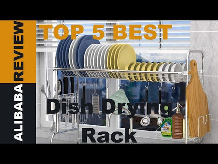 TOP 5 Best Dish Drainer Rack || 2019 Find out what I think are Dish Drainer Rack2019