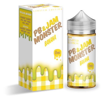 PB & JAM MONSTER BANANA