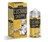 The Custard Shoppe Butterscotch 0mg Best Selling E-Juice & E-Liquid