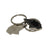 DS TECHEETAH CHEETAH HEAD KEYRING