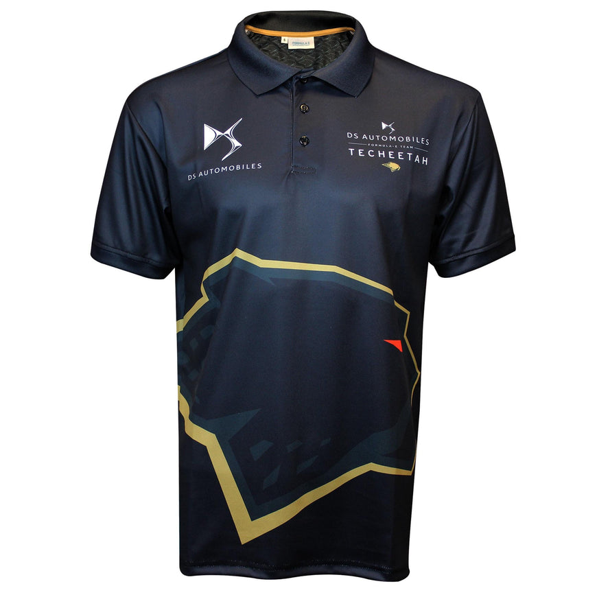 DS TECHEETAH 18/19 TEAM POLO SHIRT