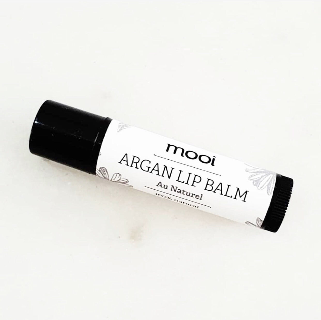 Argan Lip Balm - Au Naturel