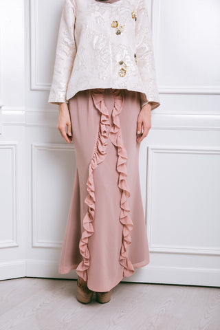 Marion Skirt (Dusty Pink)