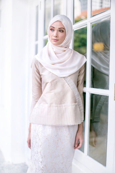 Rossa Top (Light Brown)
