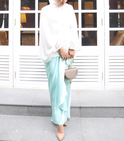 Alexa Skirt (Mint Green)