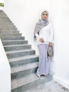 Alexa Skirt (Light Grey)