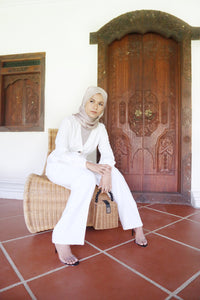 Laura Pants (White)