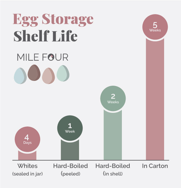 Egg Storage Shelf Life