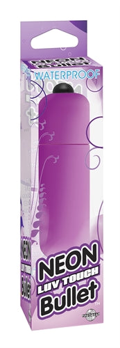 Neon Luv Touch Bullet Purple PD2631-12