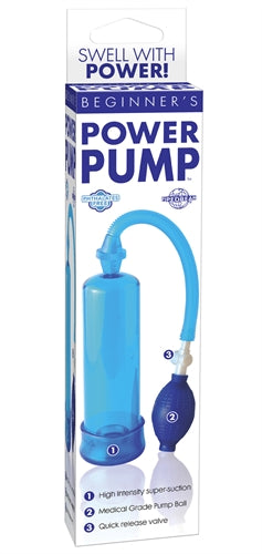 Beginners Power Pump - Blue PD3241-14
