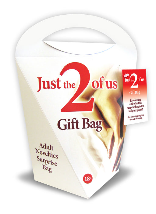 Just the 2 of Us Gift Bag OZ-SGB-06