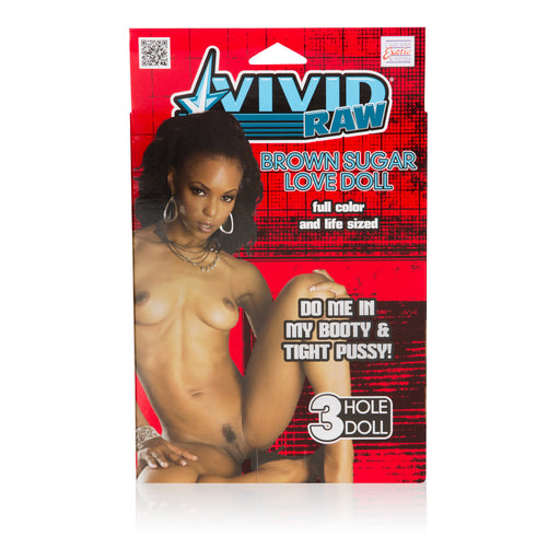 Vivid Raw Brown Sugar Love Doll SE7530203