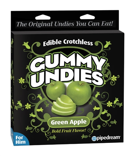 Gummy Undies - Green Apple PD7509-65