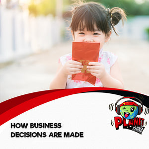 E4 - Chinese Thinking: How Business Decisions Are Made