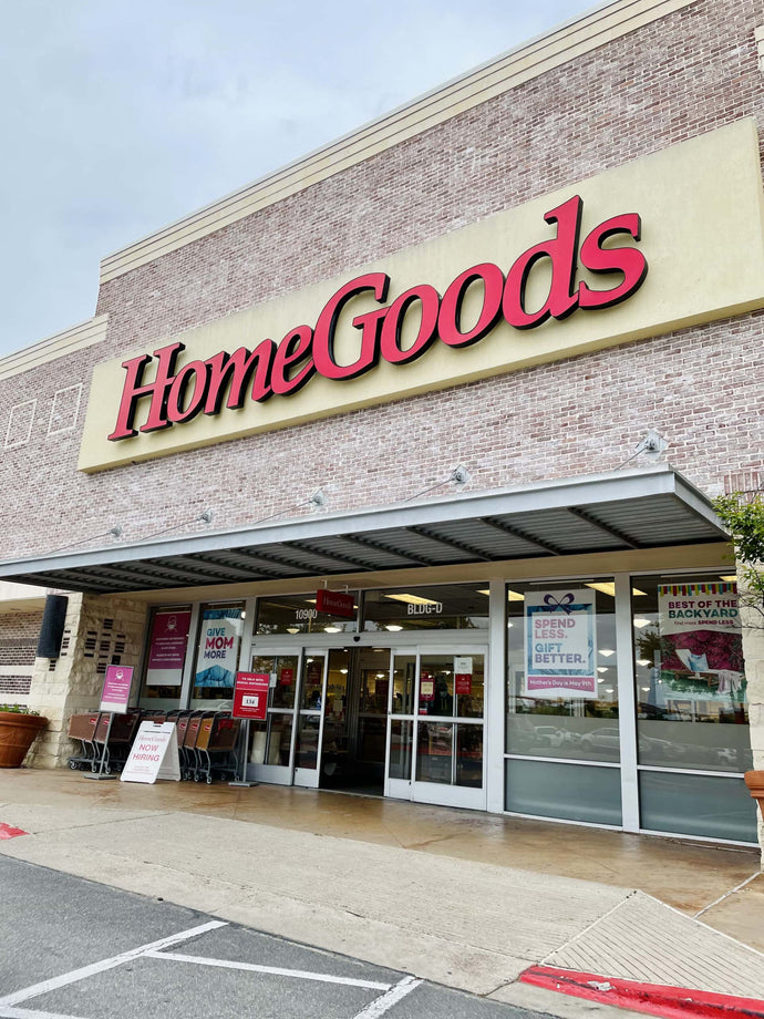 If you love shopping at HomeGoods, check out these fun clearance finds, as well as oodles of helpful things to know BEFORE heading in store!