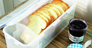 Lock & Lock Bread Box and Storage Container Only $9.11