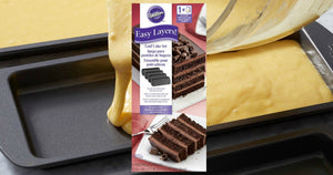 Wilton Easy Layers Sheet Cake Pan 4-Piece Set Only $6.44 at Amazon (Regularly $16) + More
