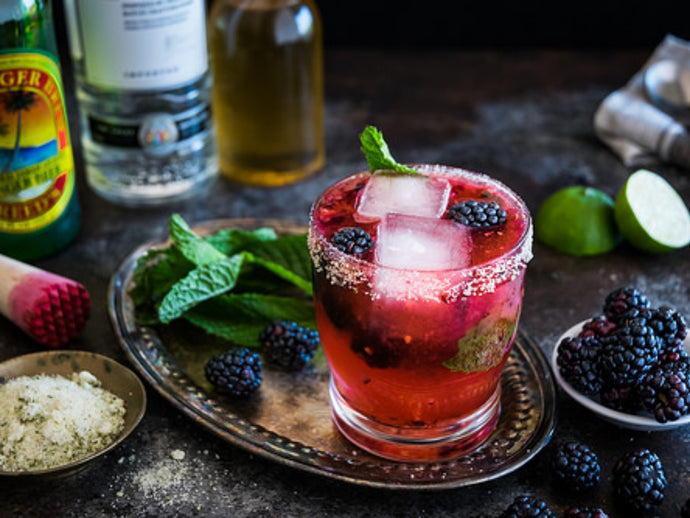 This cocktail is perfect for summer parties