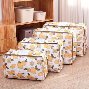 4 Size Clothes Quilts Thicken Oxford Storage Bags