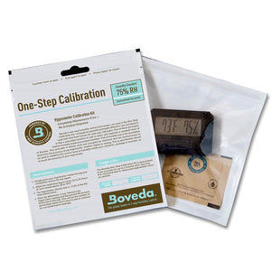 Boveda 1-Step 75% Calibration Kit