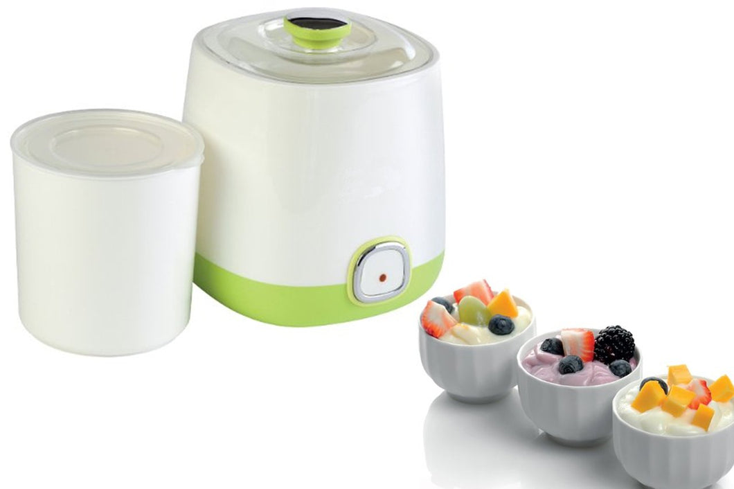 0.8 Qt Yogurt Maker with Storage Container Easy-to-Use Kitchen Accessories