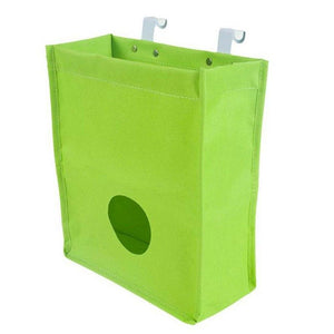 1PC Cabinet For Kitchen Cupboard Garbage Door Hanging Stand Storage Bag Home Bathroom Holder Container Storage Organize 23May 29